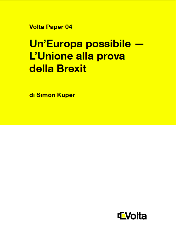 Un'Europa possibile – L'Unione alla prova della Brexit / Brexit and the future of Europe