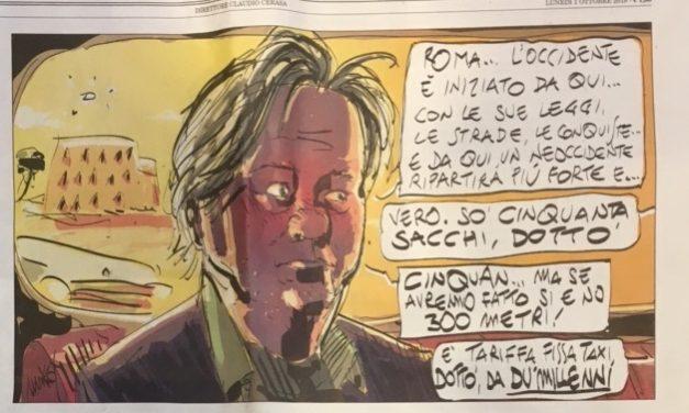 """""""Il Diavolo veste Bannon"""". Articolo di Giuliano da Empoli per Il Foglio"""