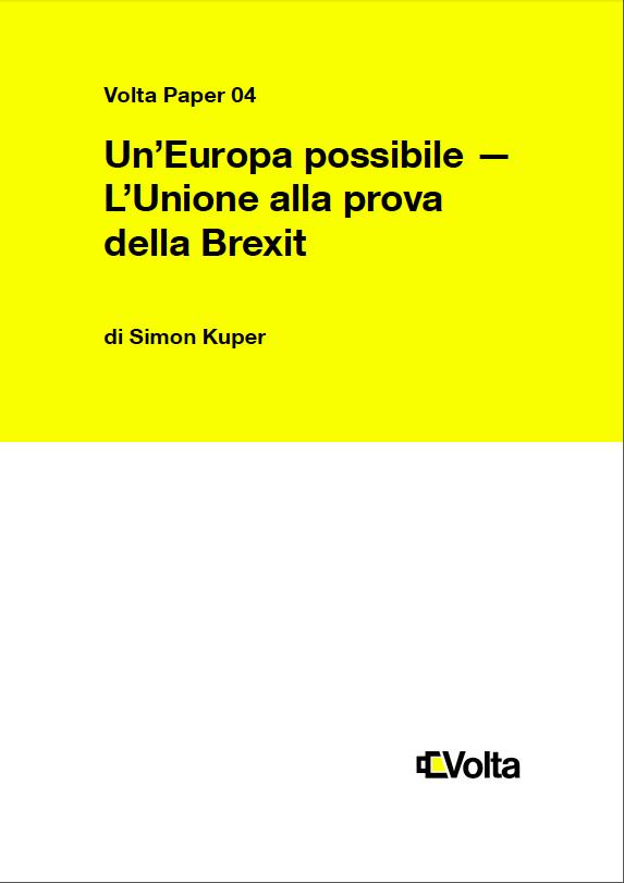 Un'Europa possibile – L'Unione alla prova della Brexit