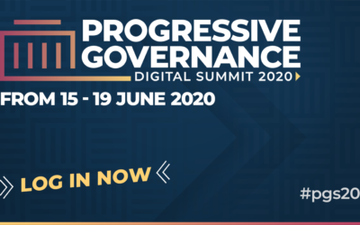 Volta partner del Progressive Governance Digital Summit, 15-19 giugno 2020